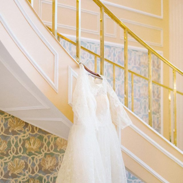 Golden Nugget interiors  perfect bridal attire As photographed byhellip