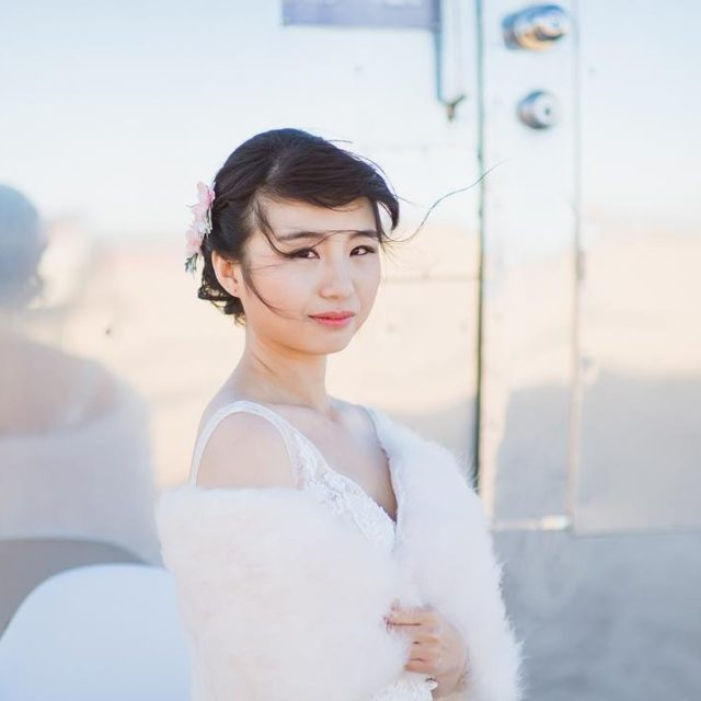 Portraits by chelseanicolephoto in front of Kristianas vintage Airstream! justhellip