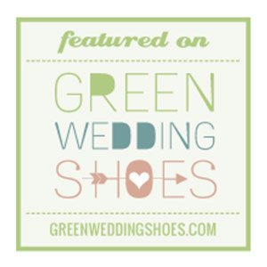 See Us Featured on Green Wedding Shoes