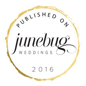 See Us Featured on Junebug Weddings