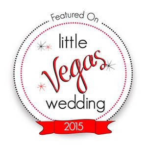 See Us Featured on Little Vegas Wedding
