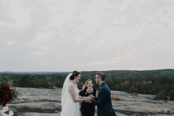 Talia & Ryan's Mountain Top Wedding