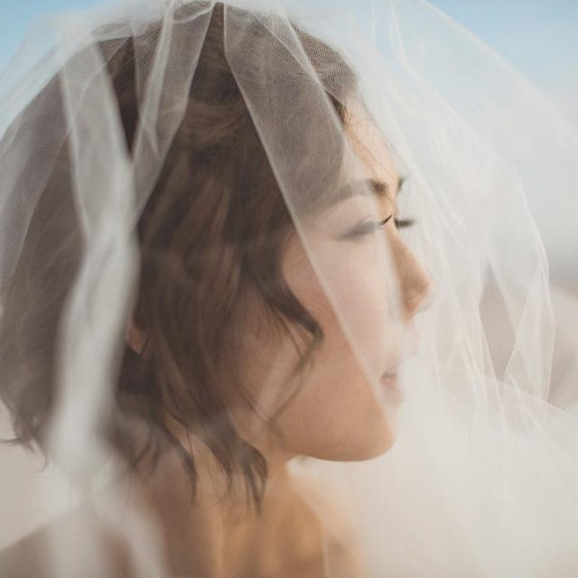 I love a bride with a veil  Photo byhellip